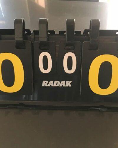 Radak Scoreboard