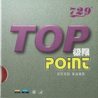 729 Top Point – non tacky, soft sponge