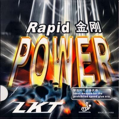 LKT Rapid Power - Ideal weapon for the prohibited speed glue era