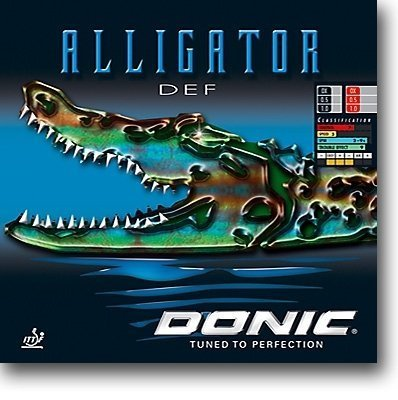 "Donic Alligator DEF ""long pips"""