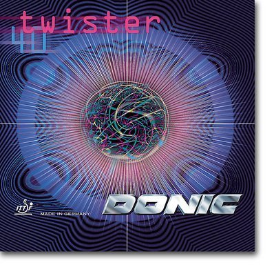 "Donic Twister 40 ""Special Medium pips"""