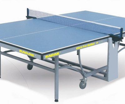 Table Tennis Table RADAK Ultra Pro Roller 25 - Wheelchair friend
