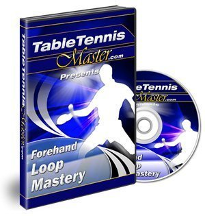 Table Tennis Master - Forehand Loop Mastery DVD