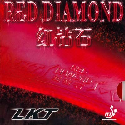 LKT Red Diamond - High Speed / High Spin - Pressure Treated Spon