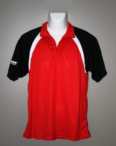 Radak Club Sports Polo - 100% MicroFiber Polyester - various col