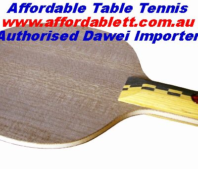 DAWEI Smart Blade, (OFF-) Chinese Penholder
