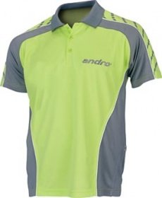 andro Polo Globe Young, lime