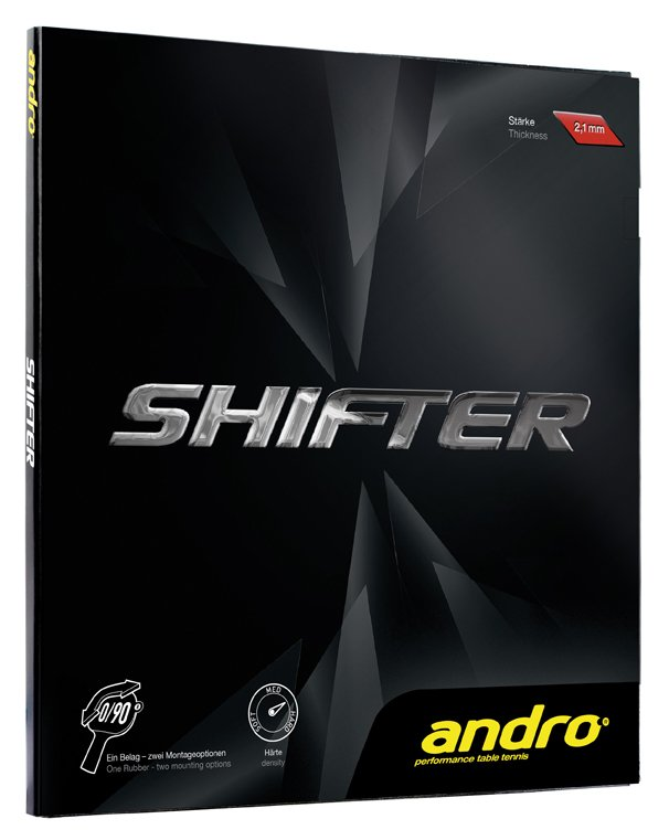 andro Shifter, Its an allround STAR