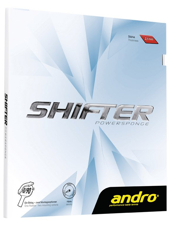 andro Shifter Powersponge, Its an allround STAR