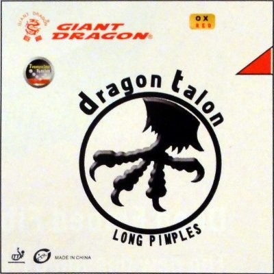 Dragon Talon - highly disturbing soft long pip-similar to Grass
