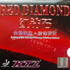 KTL Red Diamond - High Speed / High Spin - Factory Tuned
