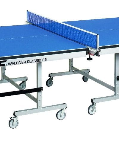 Donic Waldner Classic, Table Tennis Table 25mm ITTF Approved
