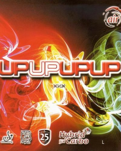 Air UPUPUP - Long Pips - U5 Version - Allround Play - New Cover