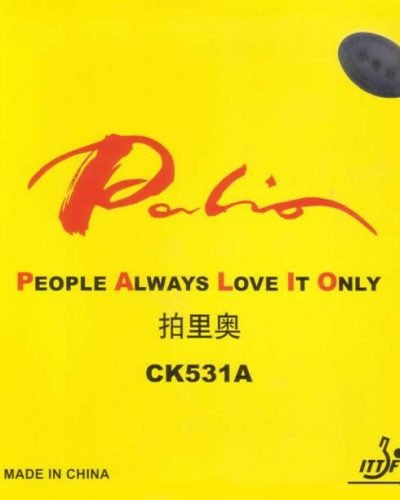 Palio CK531A - Highly Deceptive Long Pips with Sponge