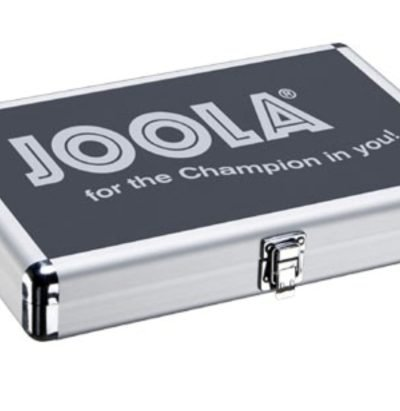 Joola Aluminium Bat Case Black