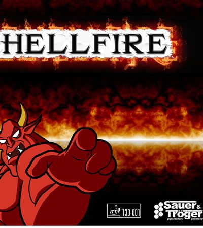 Hellfire Long Pips - Slow and devistating
