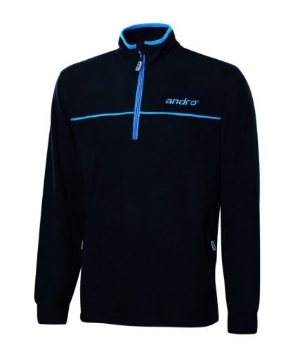 andro Training Fleece, Black