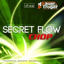 Secret Flow Chop - Mysterious, Graceful, Dangerous