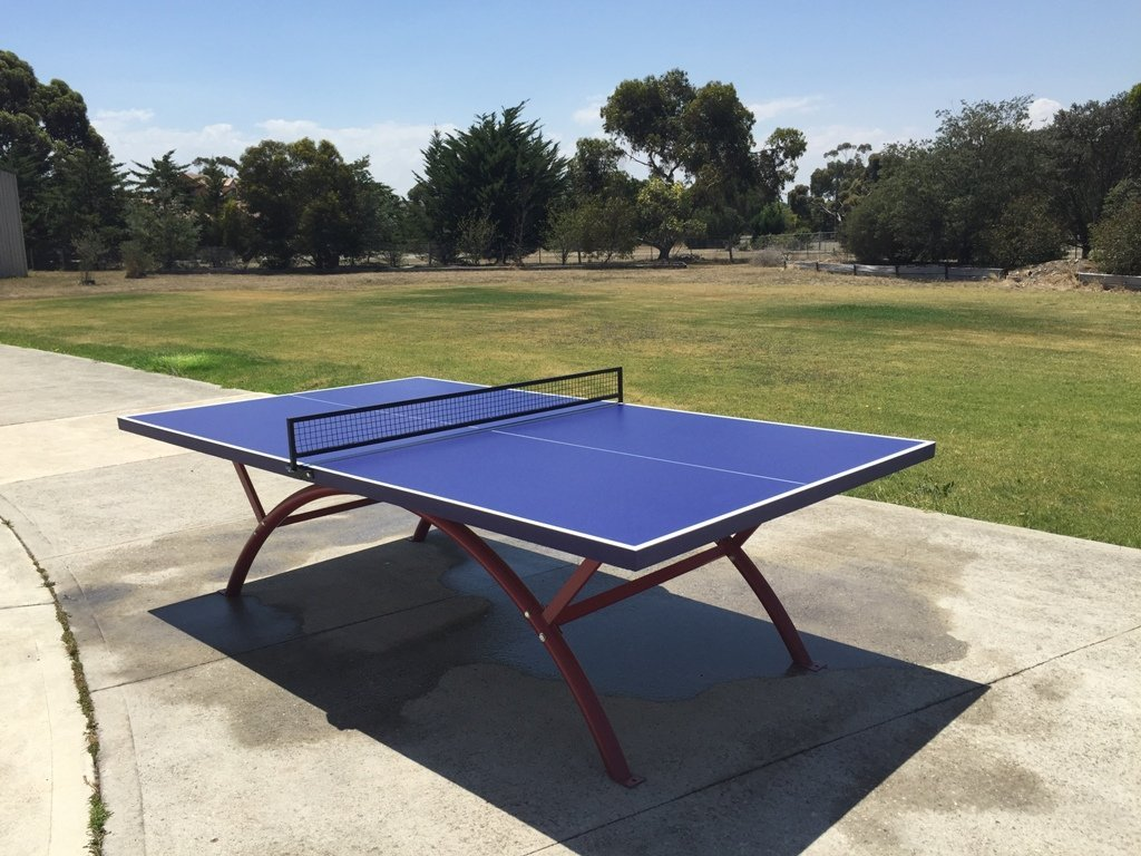 rainbow outdoor smc table tennis table just table tennis. Black Bedroom Furniture Sets. Home Design Ideas