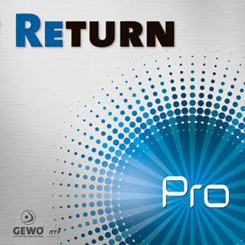 Gewo Table Tennis Rubber Return Pro