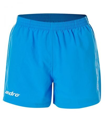 andro Table Tennis Shorts Flint - Deepsea/White