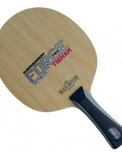 Tibhar Force Pro Black Edition