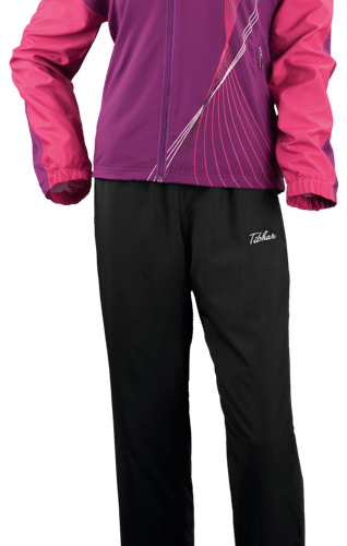 Tibhar Lady Tracksuit Jazz Complete Pink