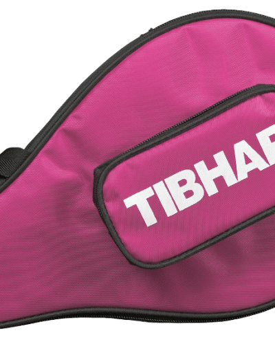 Tibhar Batcover Jazz with pouch, Pink