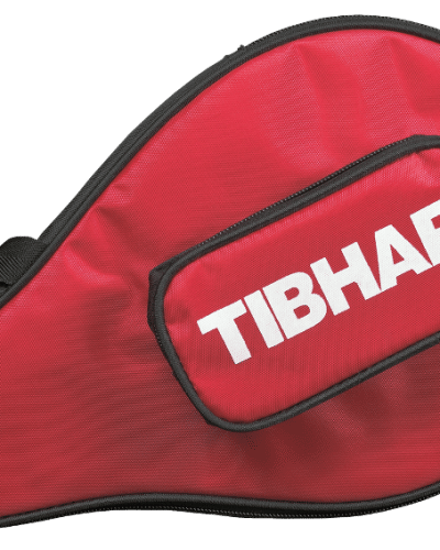 Tibhar Batcover Jazz with pouch, Red