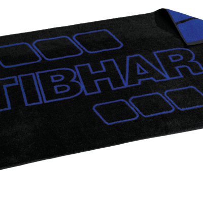 Tibhar Towel Cube Black/Blue