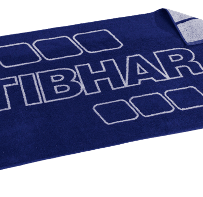 Tibhar Towel Cube Navy/White