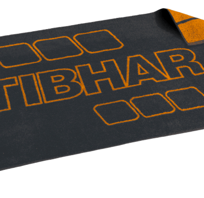 Tibhar Towel Cube Grey/Orange