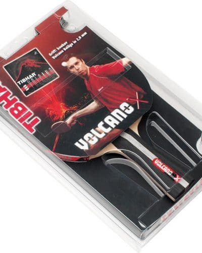 Tibhar VOLCANO X, Factory Made Table Tennis Racket