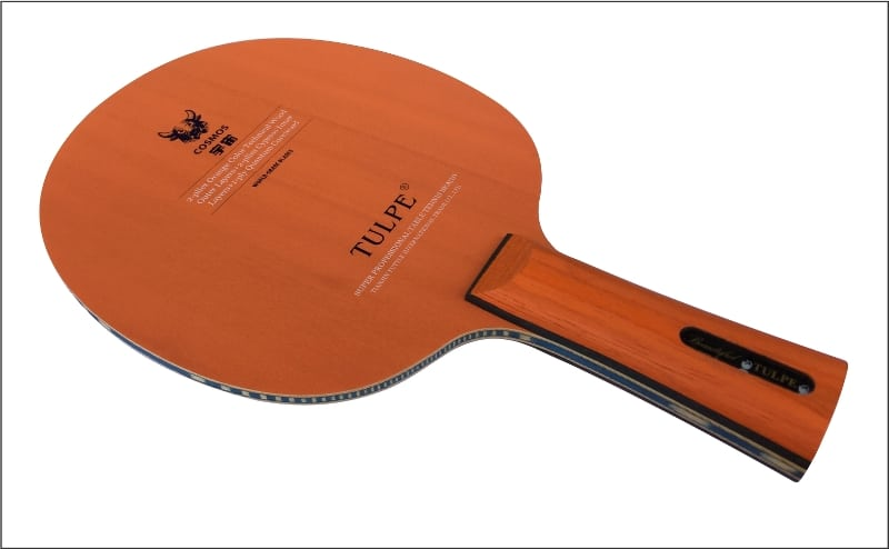 Tuttle Cosmos Table Tennis Blade - 5ply, World Class Blades