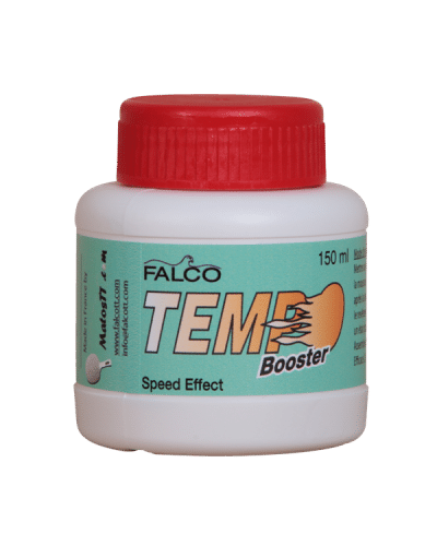 Falco Tempo Booster 150 ml, Last 3 weeks, Table tennis booster.