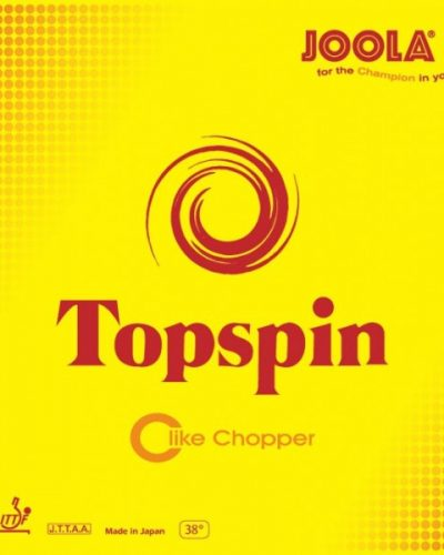 JOOLA Topspin Chopper Table Tennis Rubber