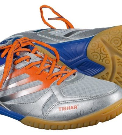 Tibhar Titan Ultra Strong - Silver/Orange